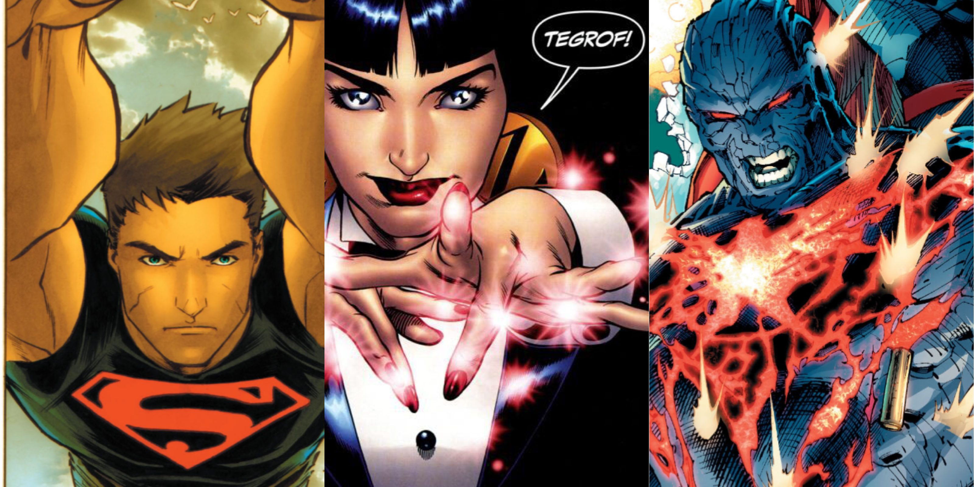 15 Superheroes DC Wants You To Forget