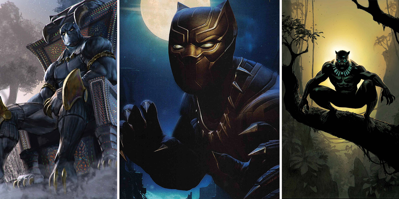 What is Black Panther's main super power? - Quora