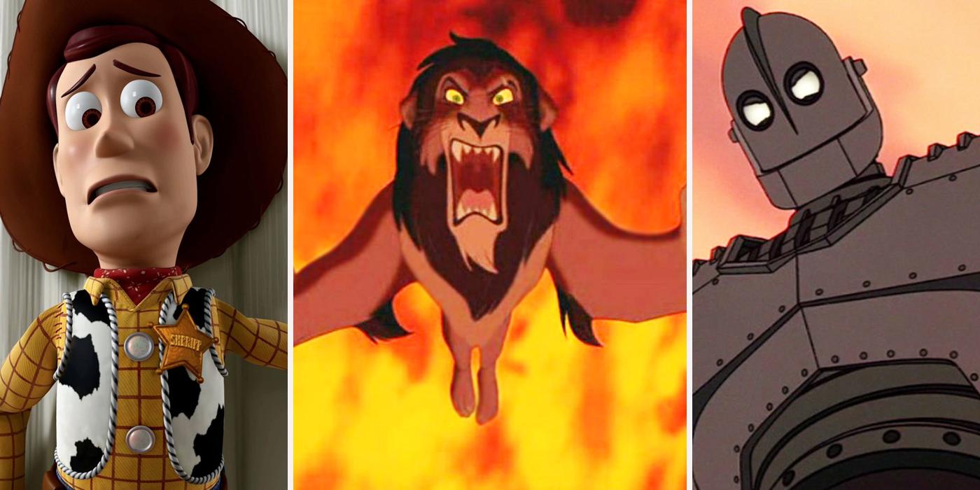 Disturbing Scenes Cut From Classic Cartoon Movies Cbr