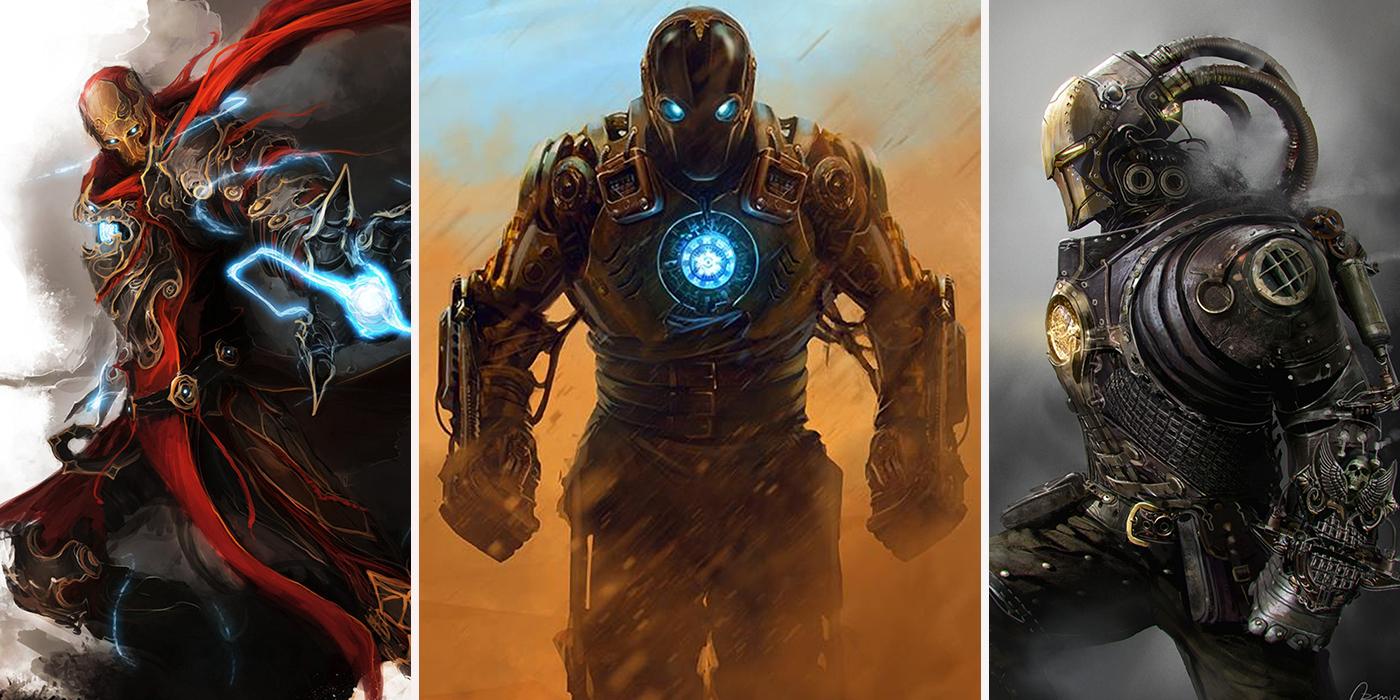Pencil To The Metal: 15 Awe-Inspiring Fan Designed Iron Man Armors