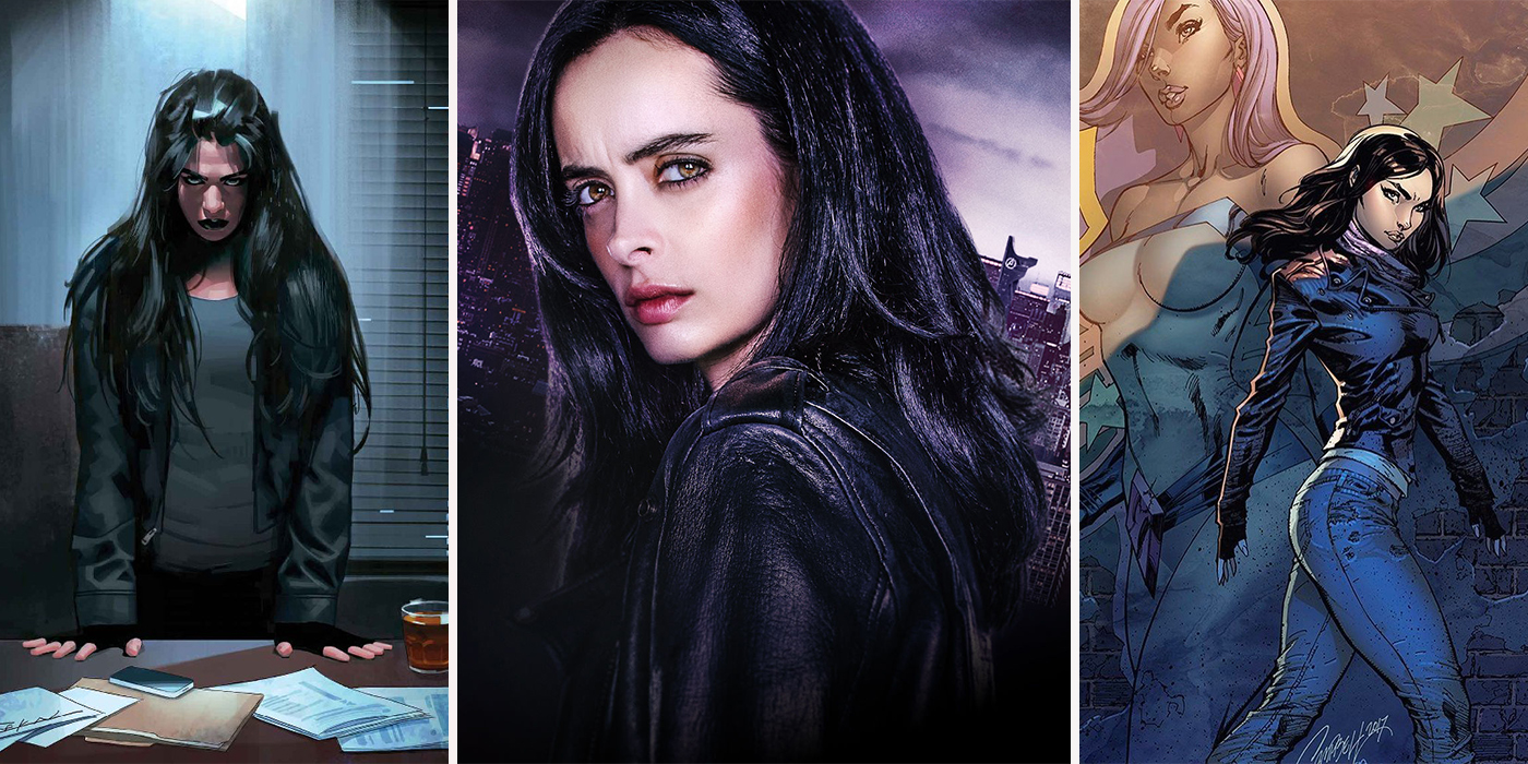 Things You Never Knew About Jessica Jones Cbr