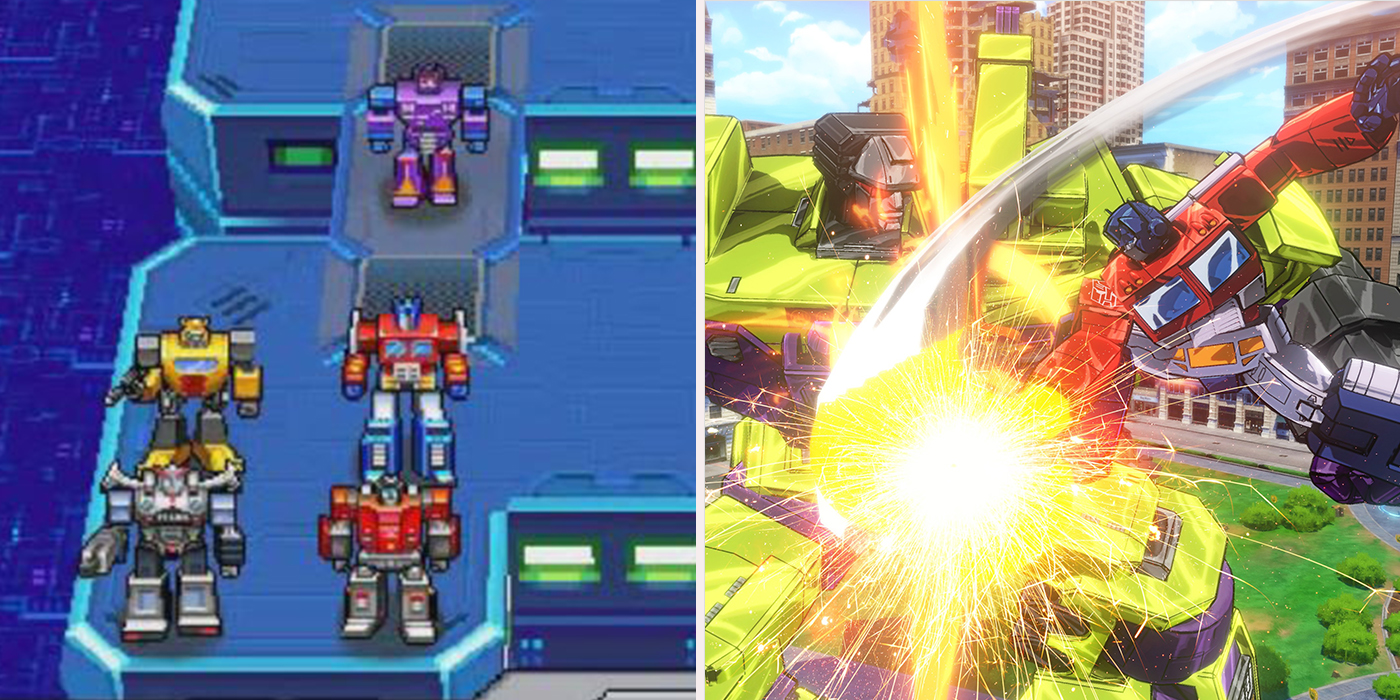 Transformers Games 2 Player - Wallpaperall