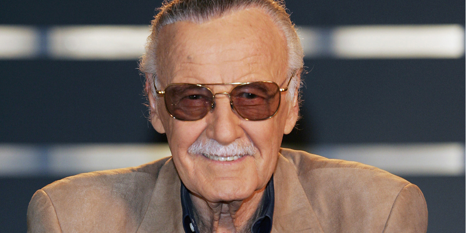 Stan Lee Faces Another Accusation of Sexual Misconduct