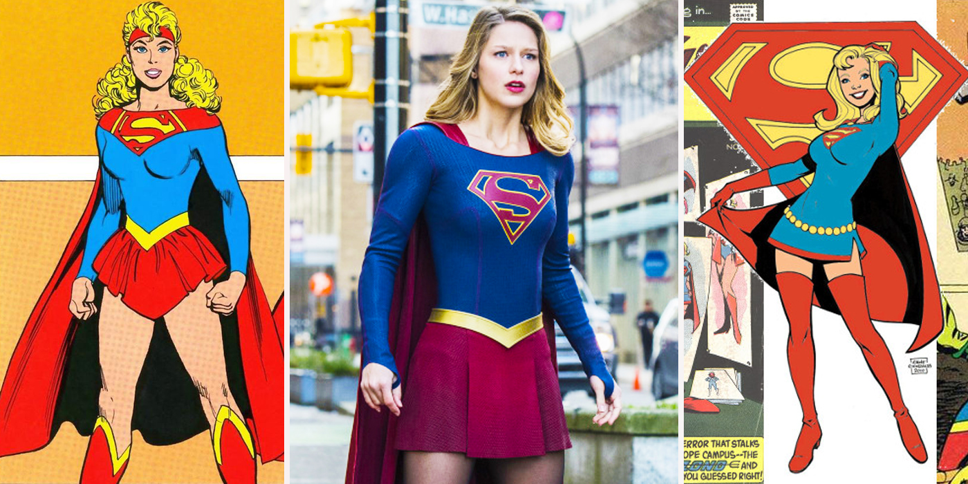 sc 1 st  CBR & The Best And Worst Supergirl Costumes | CBR