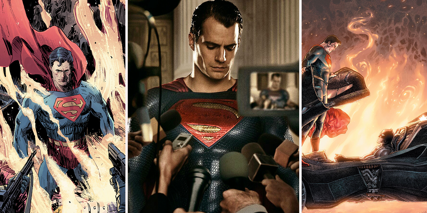 15 Times Superman Completely Failed To Save The Day Cbr