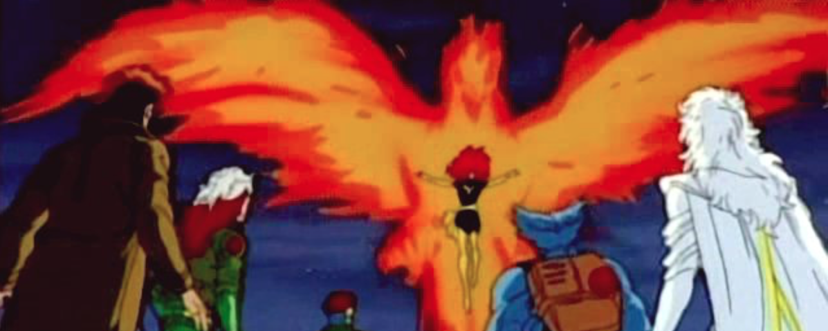 X-Men Animated Series Phoenix Saga