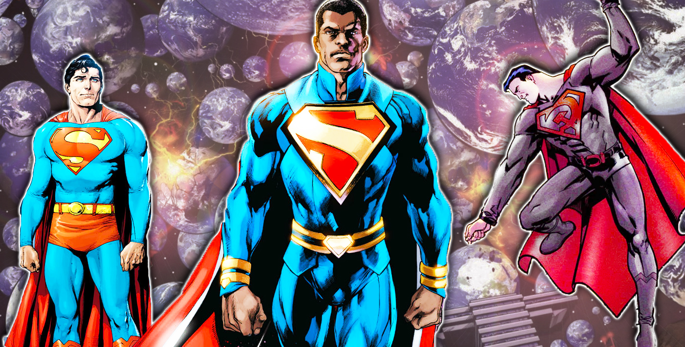 The DC Multiverse: 15 Facts To Know (Before It Hits The Movies)