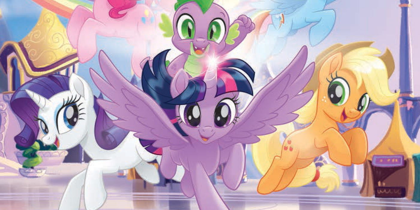 EXCLUSIVE: My Little Pony: Movie Adaptation | CBR