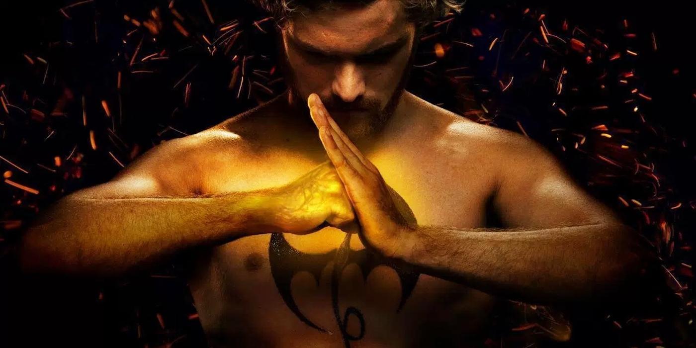Iron Fist: Finn Jones Returns to the Dojo For Season 2 Training