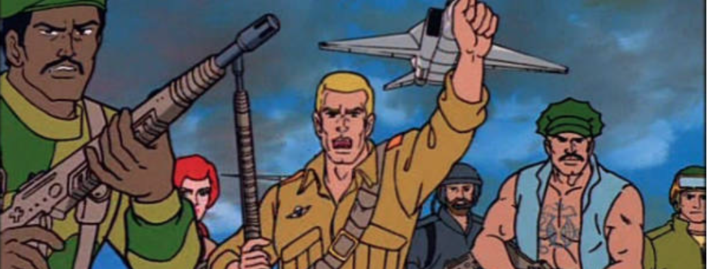 G.I Joe Real American Hero