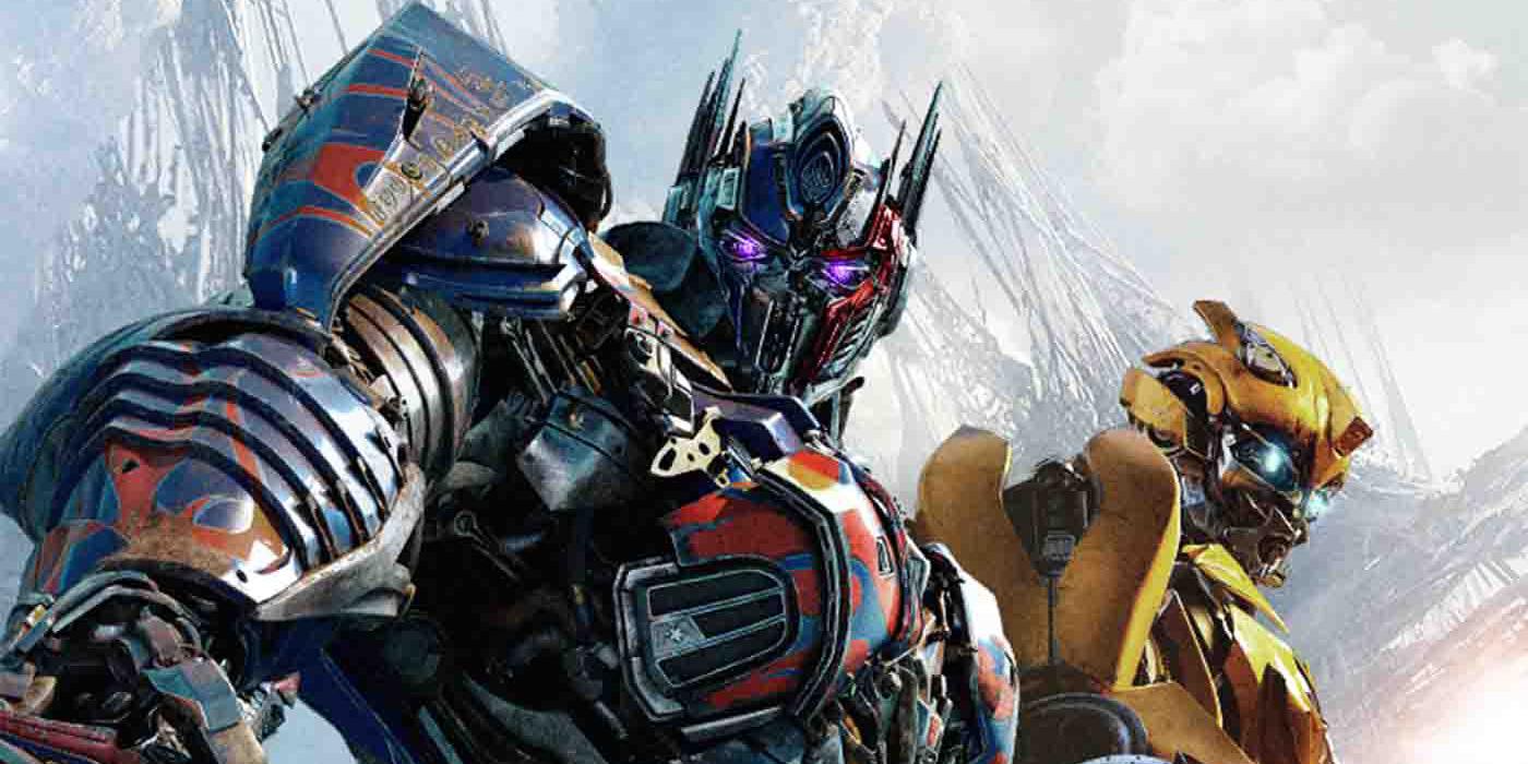 Transformers: The Last Knight Exclusive Clip | CBR