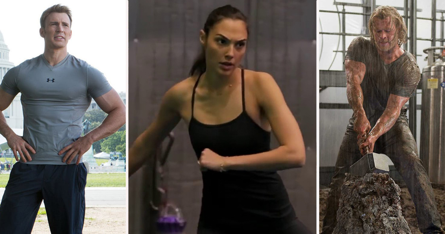 15 Actors Who Completely Transformed Their Bodies To Become Super