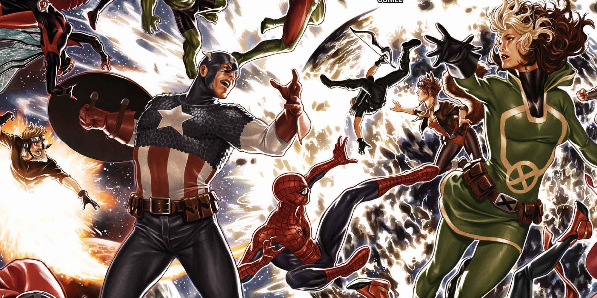 Avengers Pinterest: Avengers: No Surrender Teases Hulk