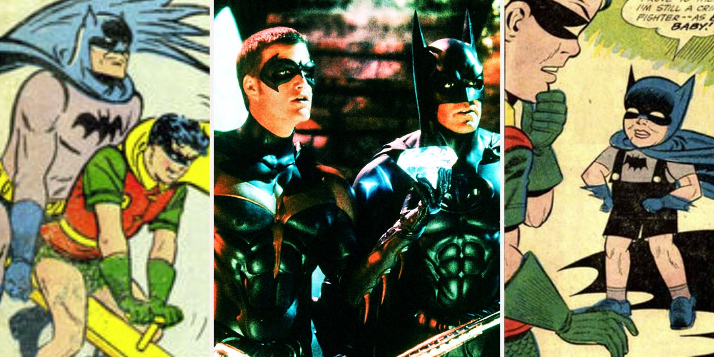 Batman and robin awkward moments cbr - Image de batman et robin ...