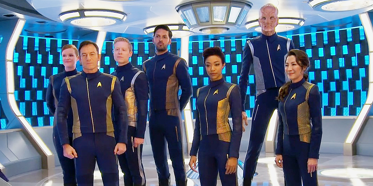 Image result for star trek discovery cast