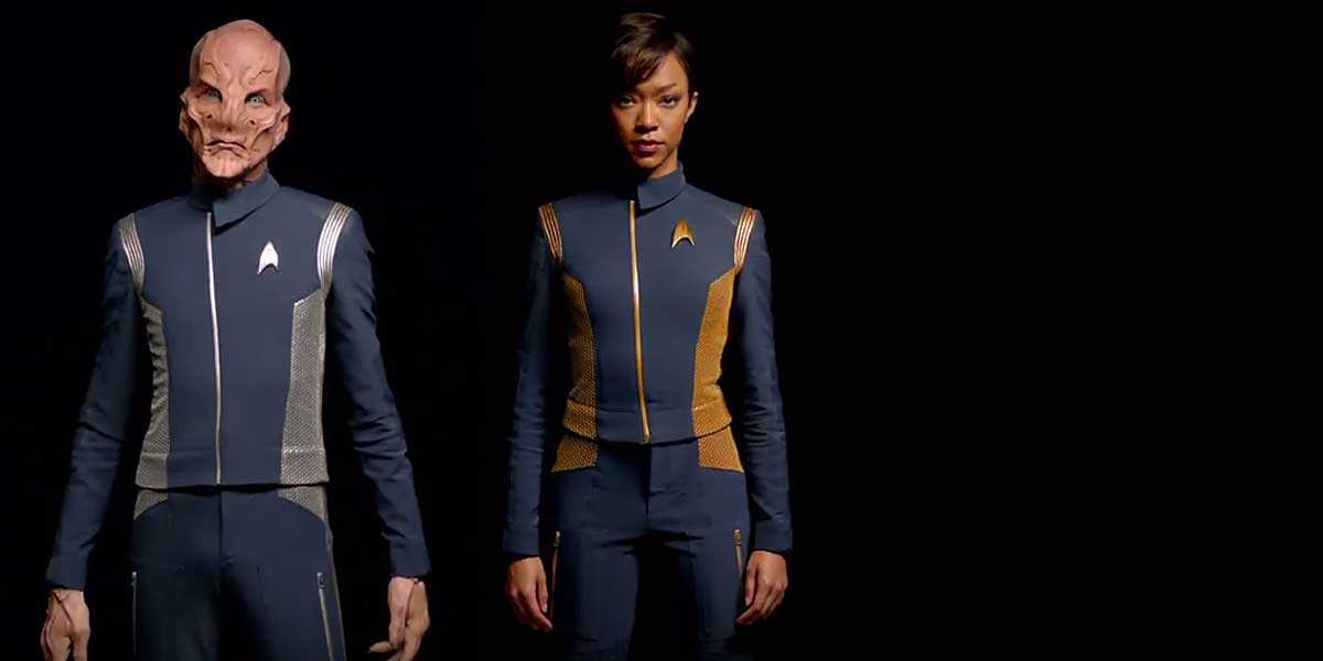 star trek: discovery science division