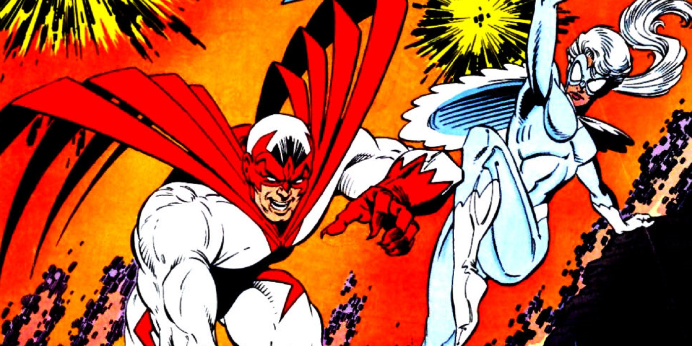 Birds of a Different Feather: The History of Titans' Hawk and Dove