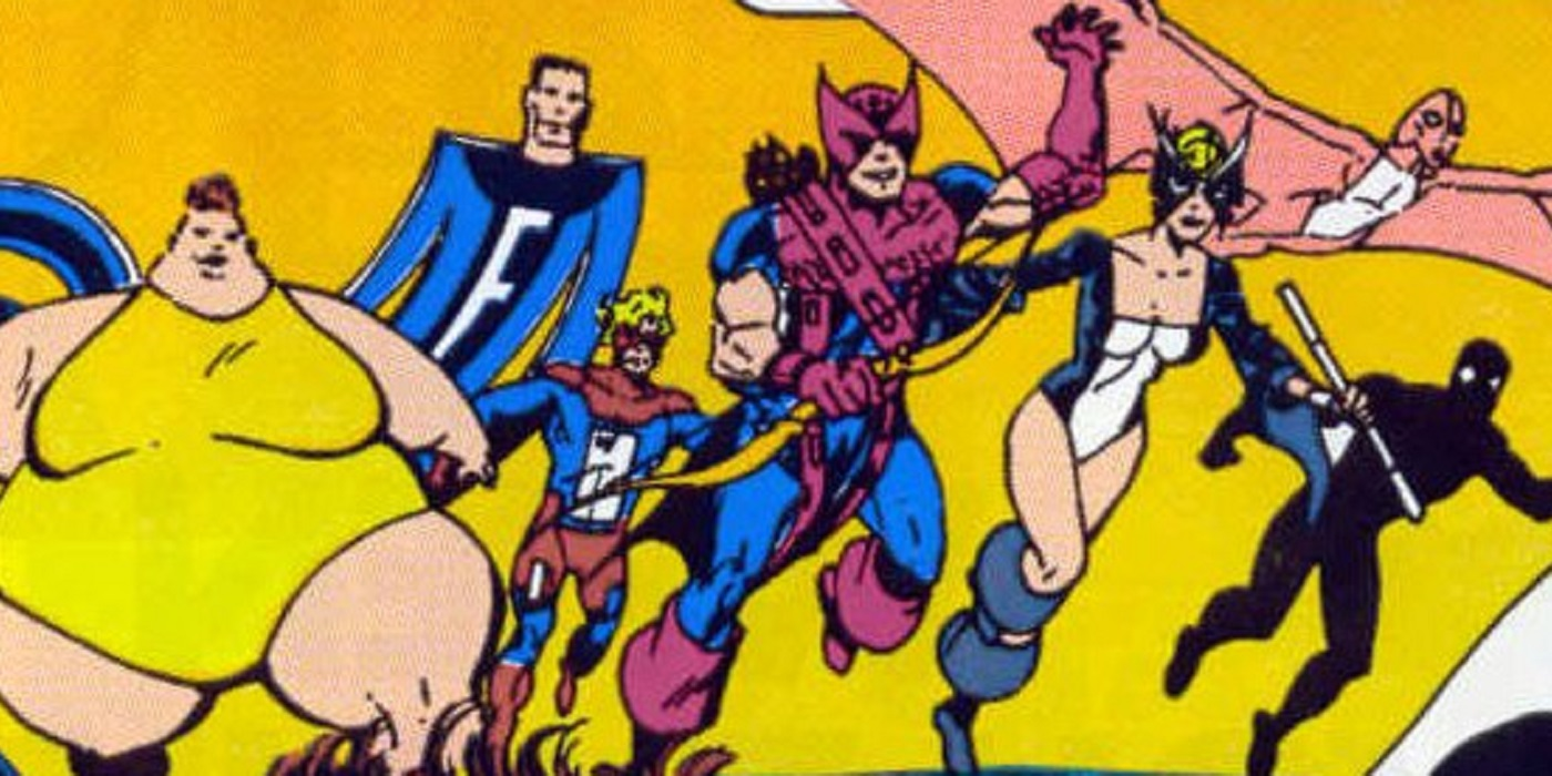 When Did Hawkeye Quit The Great Lakes Avengers