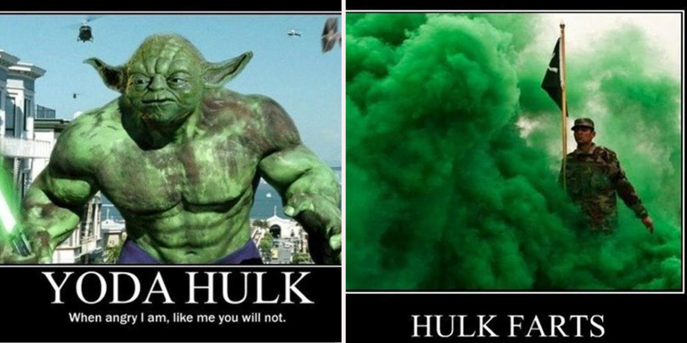 Hulk Quotes Hilarious Hulk Memes  Cbr