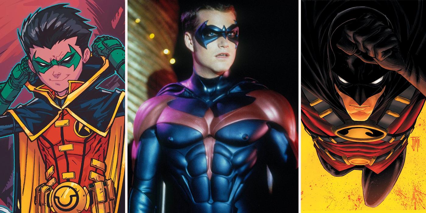sc 1 st  CBR & Ranking 20 Robin Costumes | CBR