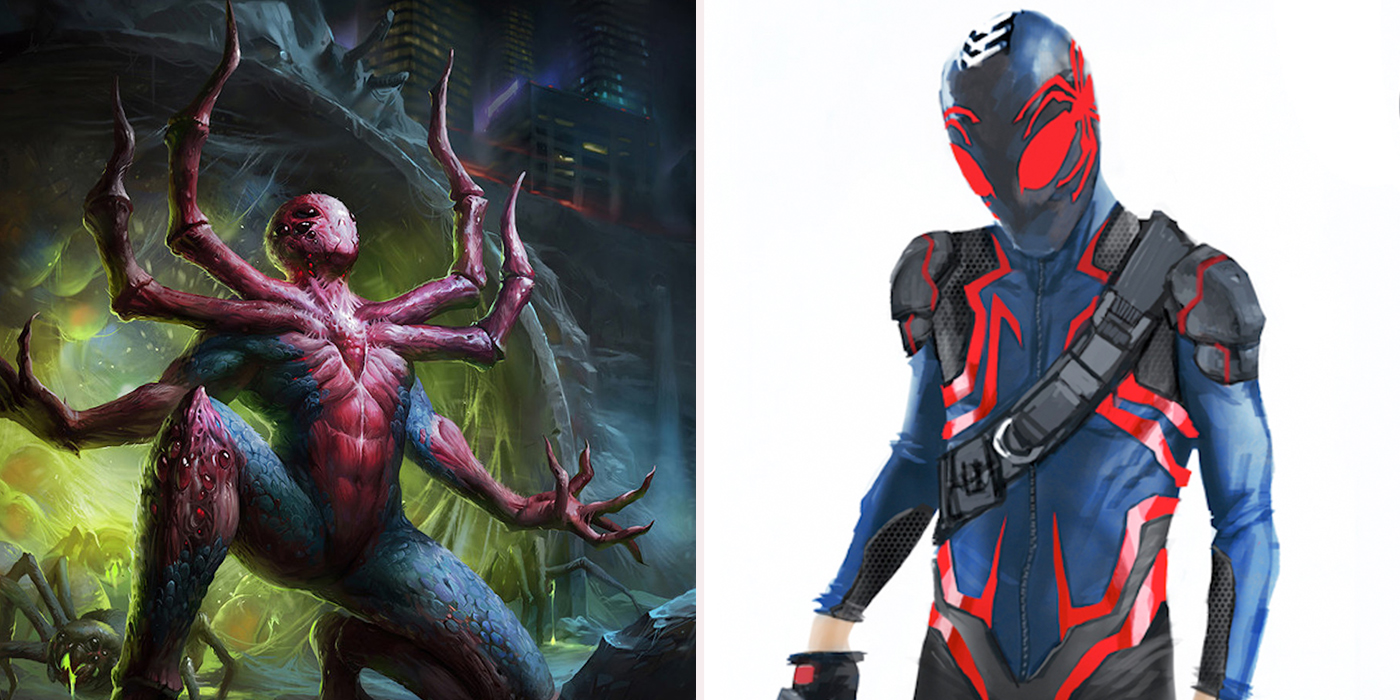 Fan Designed Spider Man