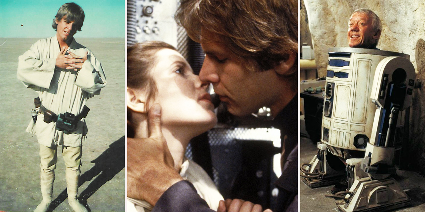 Dirty Secrets Behind The Making Of Star Wars