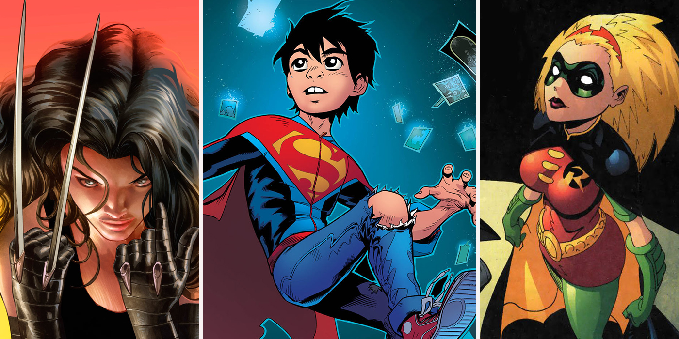 Super Kids That Came Out Of Nowhere | CBR