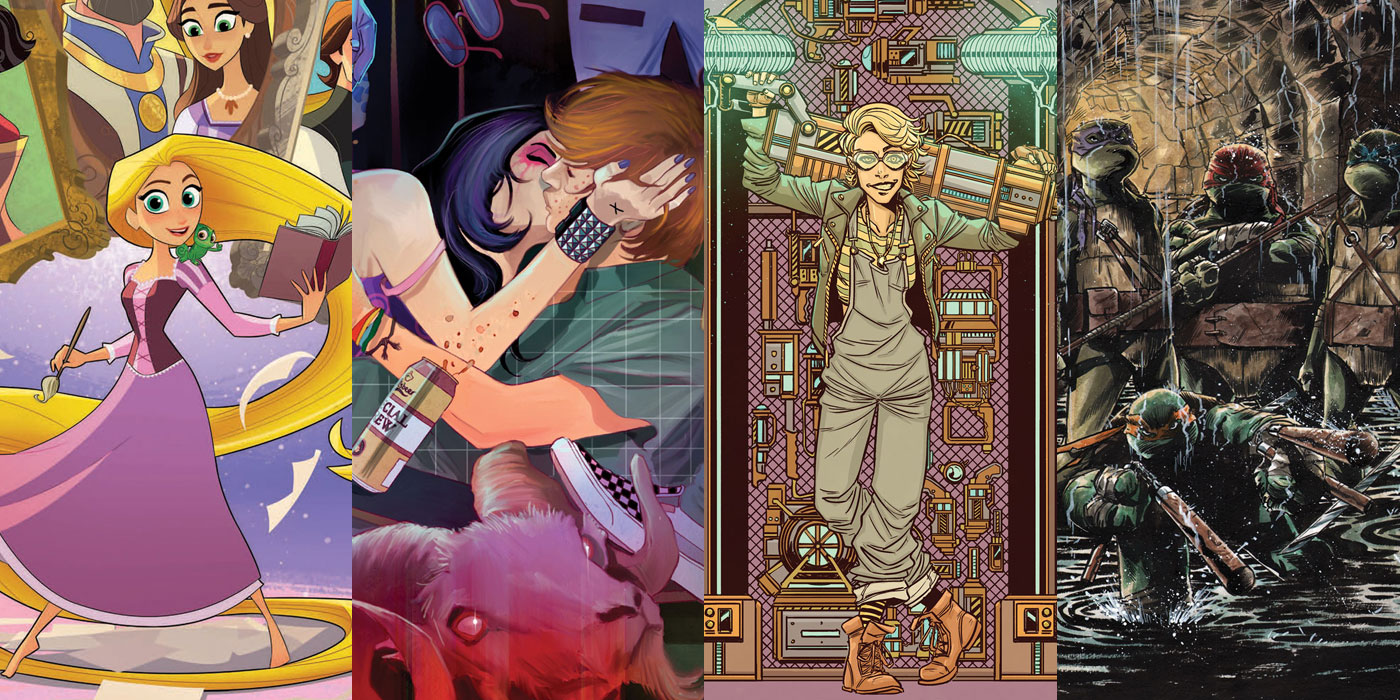 IDW Publishing Solicitations For January 2018