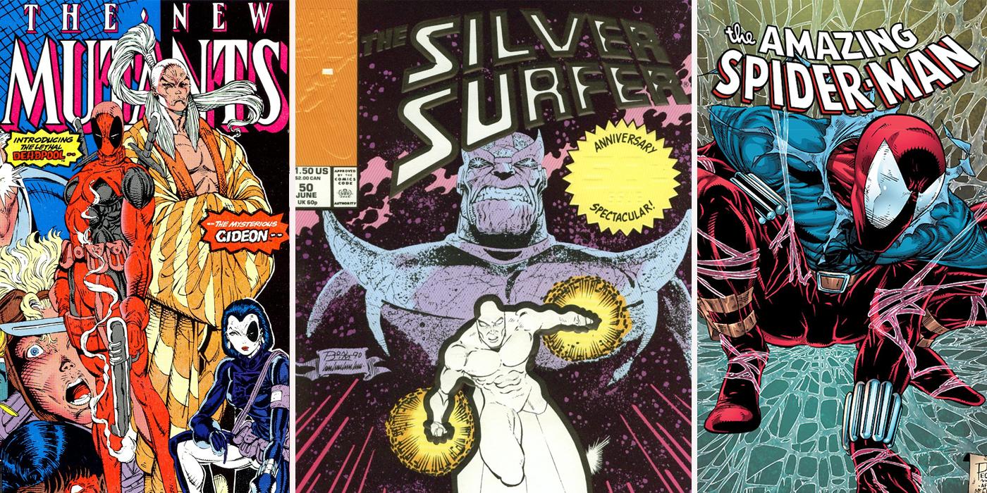 marvel comics 90s