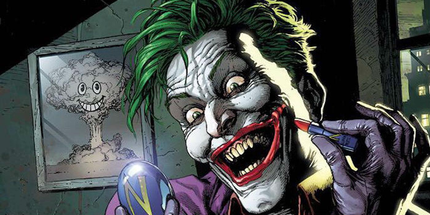 LOOK Final Doomsday Clock 5 Featuring Joker CBR