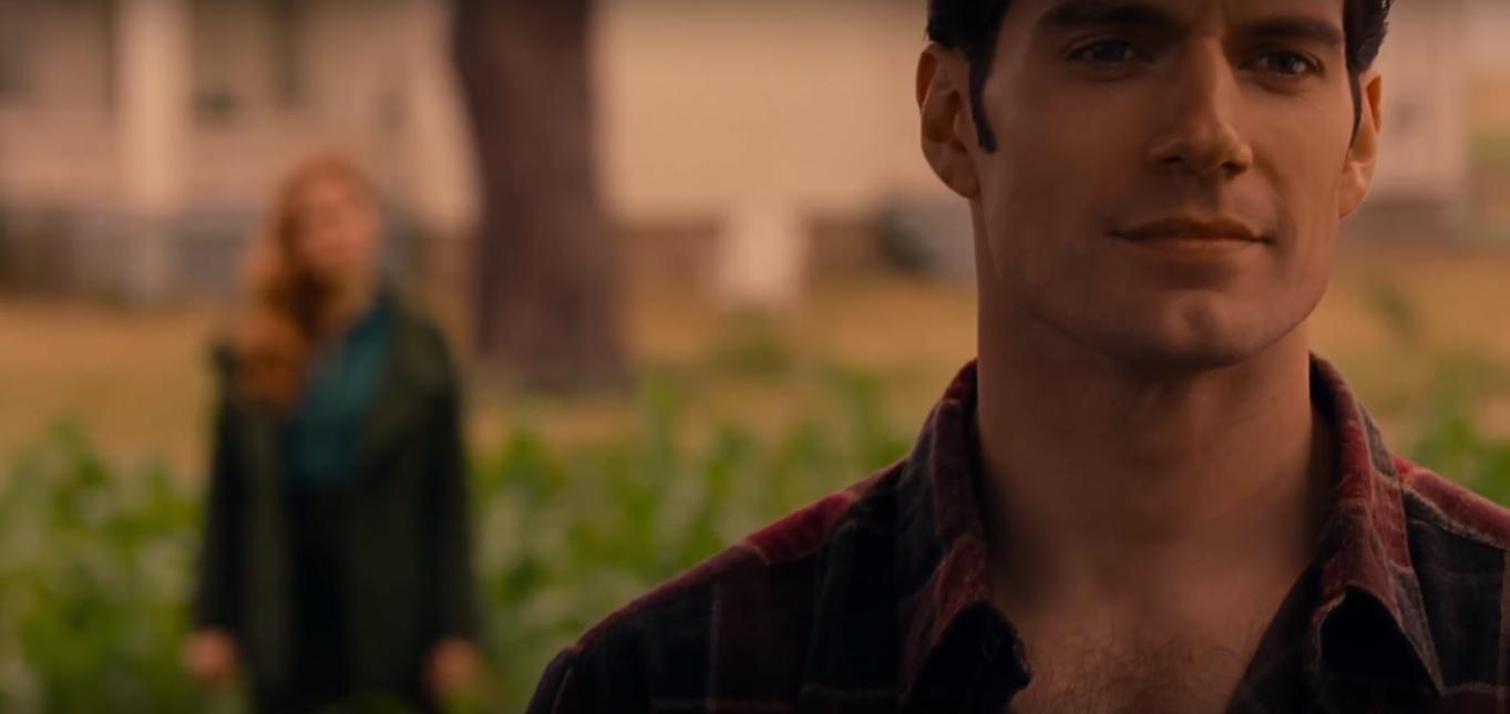 Justice League trailer Clark Kent