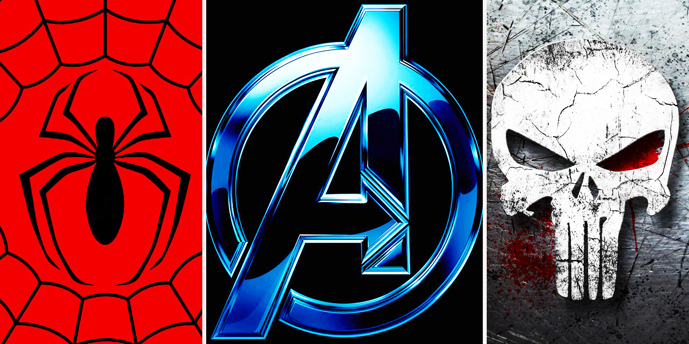 The Most Iconic Marvel Superhero Symbols