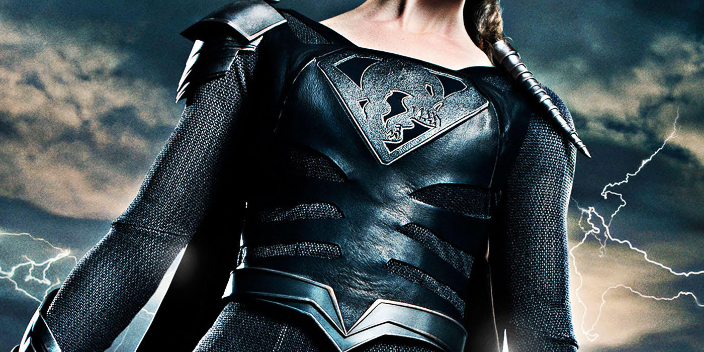 Supergirl: Reign's Costume Revealed