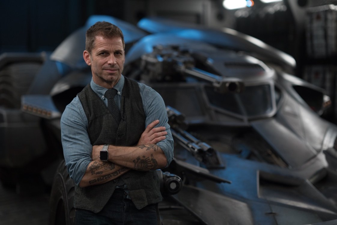 Justice League: Petition Launches for Zack Snyder's Director's Cut