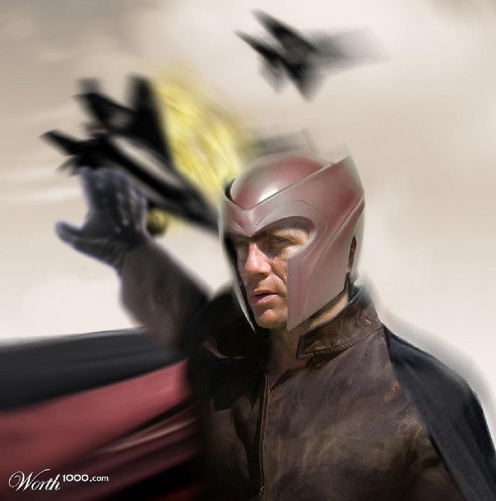 daniel craig magneto