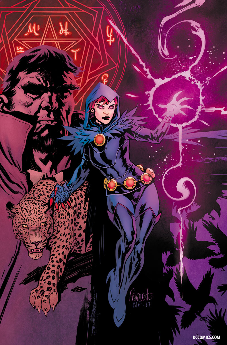 raven: daughter of darkness #! by yanick paquette