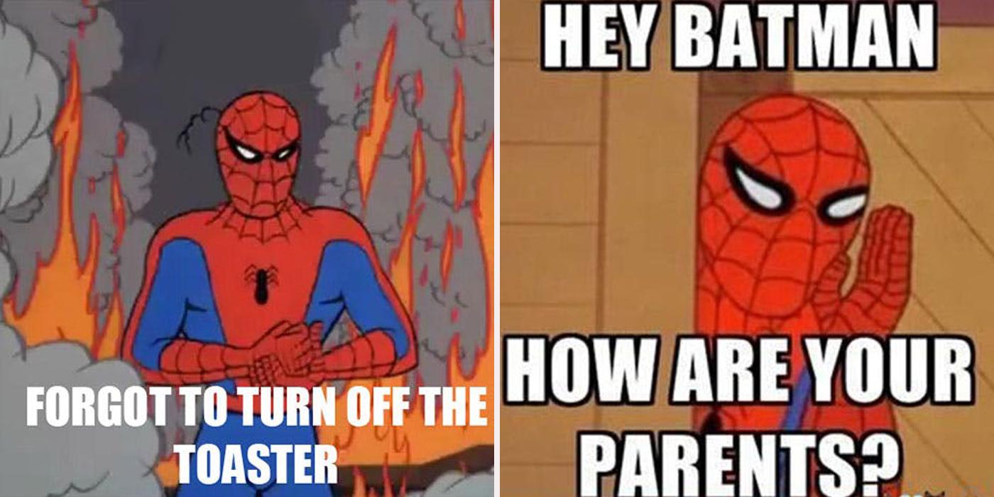 spider man memes the best spider man memes cbr