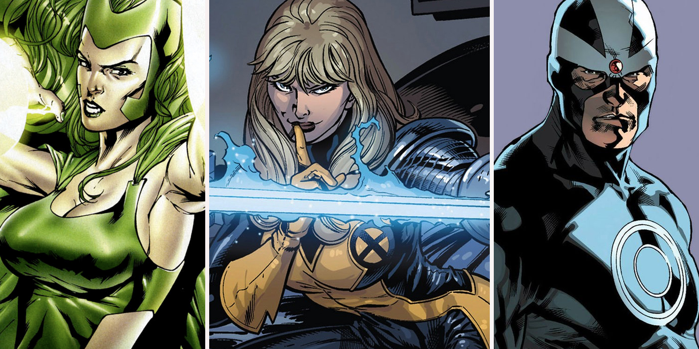 UndereXposed: 15 Super Powerful X-Men Marvel Is Holding Back