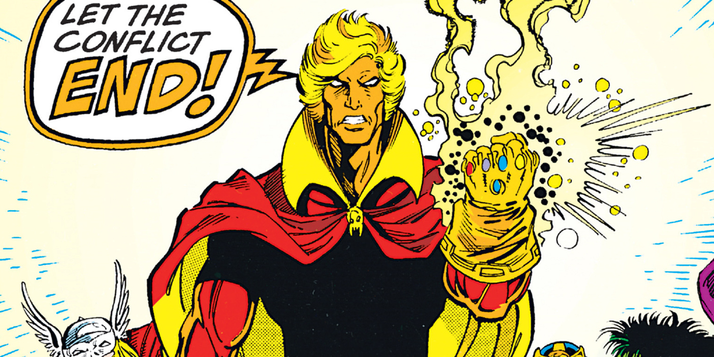 Avengers Infinity War Set The Stage For Adam Warlock S
