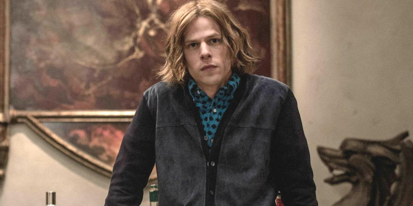 Lex Luthor Jessie Eisenberg