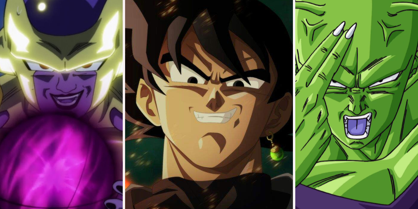 Dragon Villains: Dragon Ball Villains Ranked From Weakest To Most Powerful