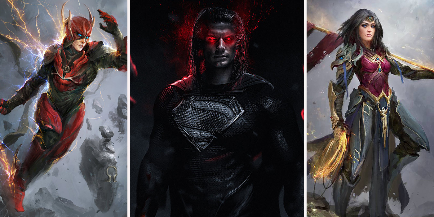 Fan Designed Dceu Costumes Better Than The Movies Cbr