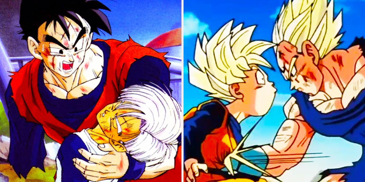 Dark Secrets About Dragon Ball's Gohan And Goten | CBR