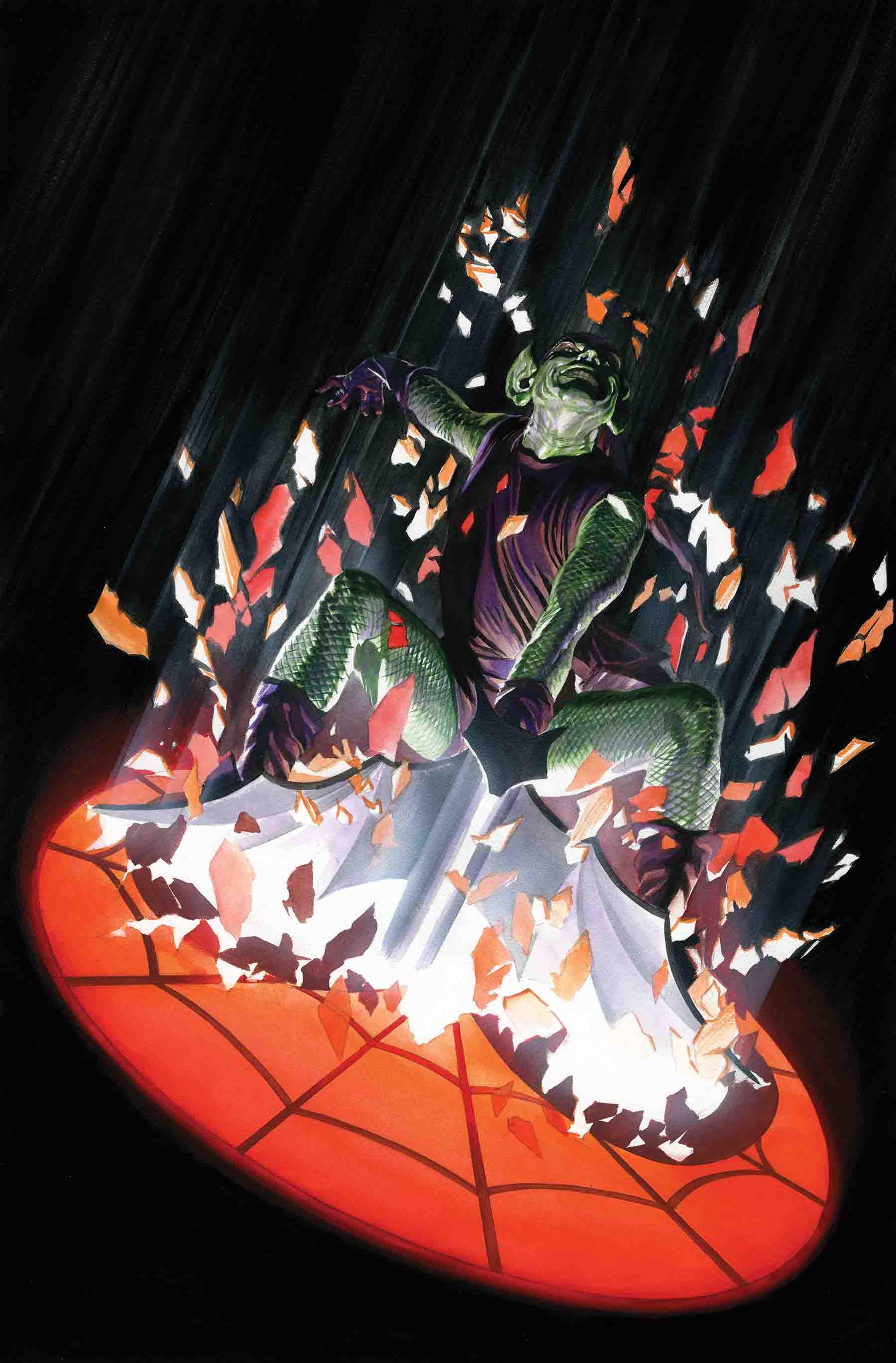 Alex Ross Amazing Spider-Man