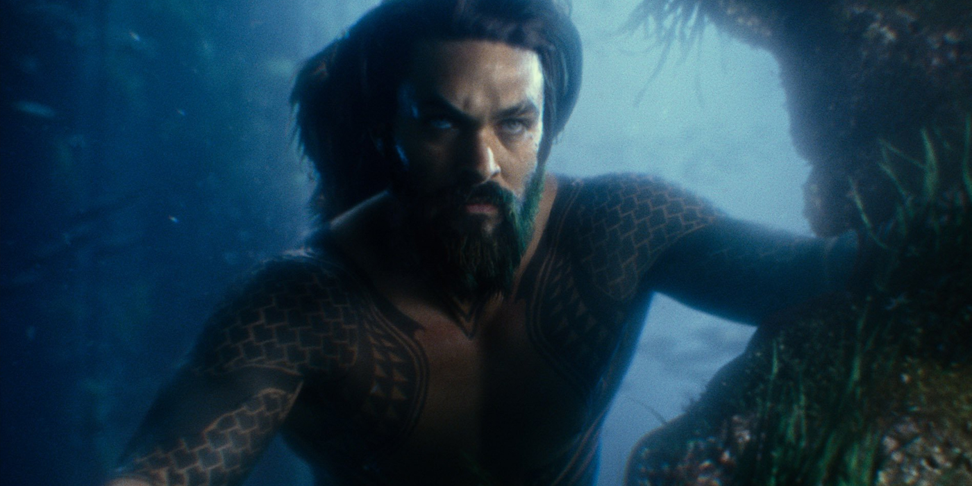 Aquaman's First Trailer May Be Released Soon | CBR