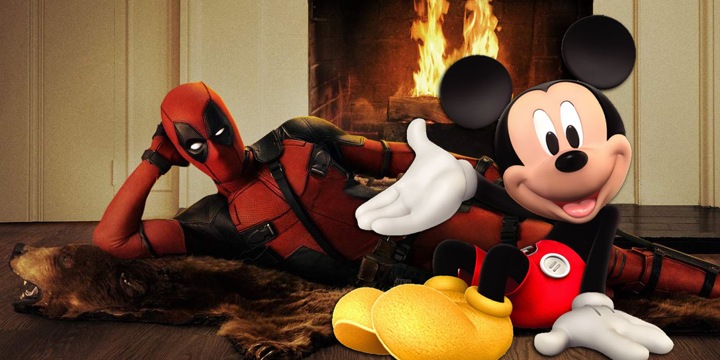 Ryan Reynolds Is Ready For a Deadpool/Mickey Mouse Team-Up