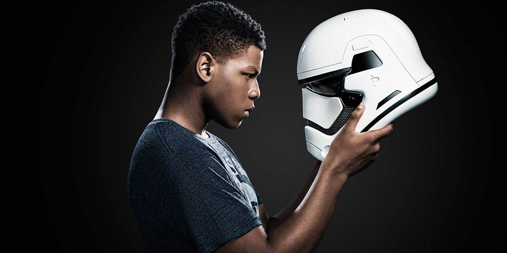 John Boyega Speaks Out On Harassment of Star Wars Actors