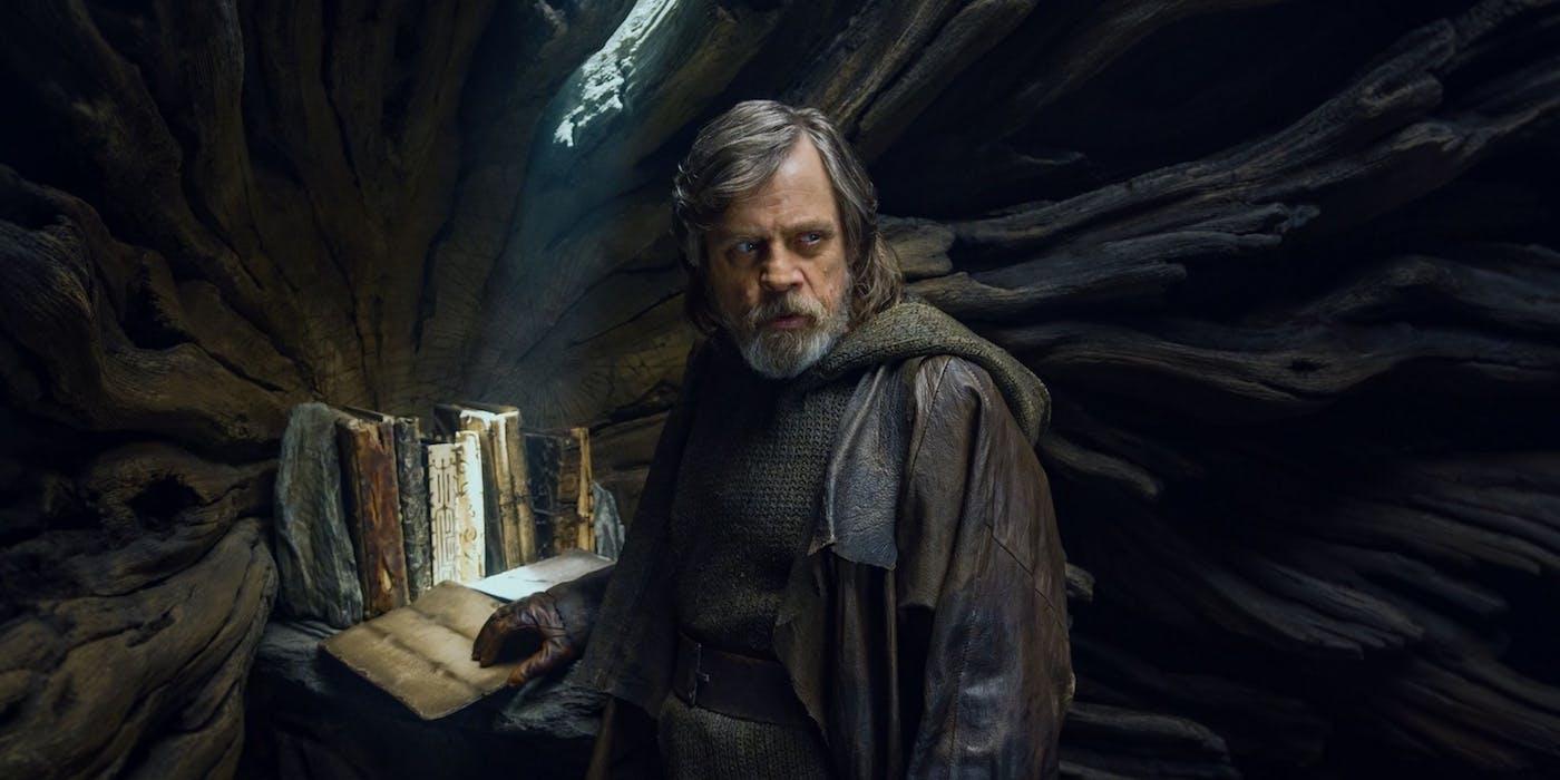 Last Jedi: [SPOILER]'s Last Prank On Luke Explained