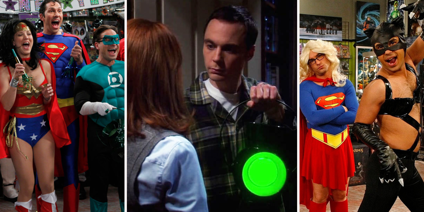 sc 1 st  CBR & Why The Big Bang Theory Is The Best Comic Book Show On TV