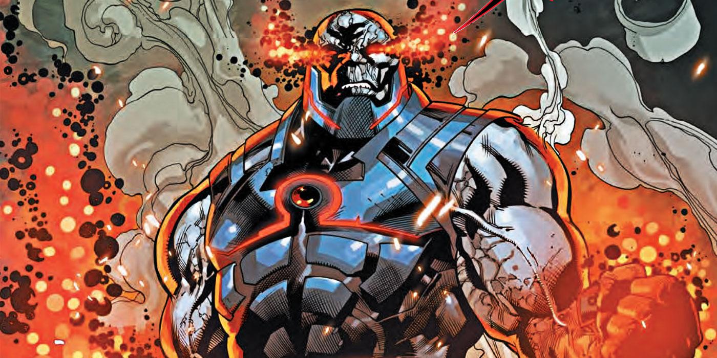 [Event été 2018] FOREVER [LIBRE] Darkseid-header